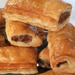 Top Table Sausage Rolls