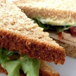 Top Table Roast Chicken sandwich