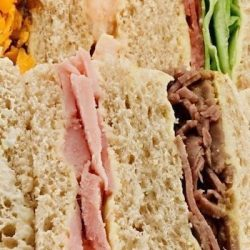 Sandwich Lunch menu II for just £7.25.