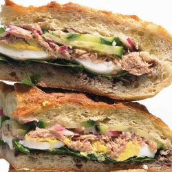Tuna Nicosia Sandwich Tuna Packed In Olive Oil,